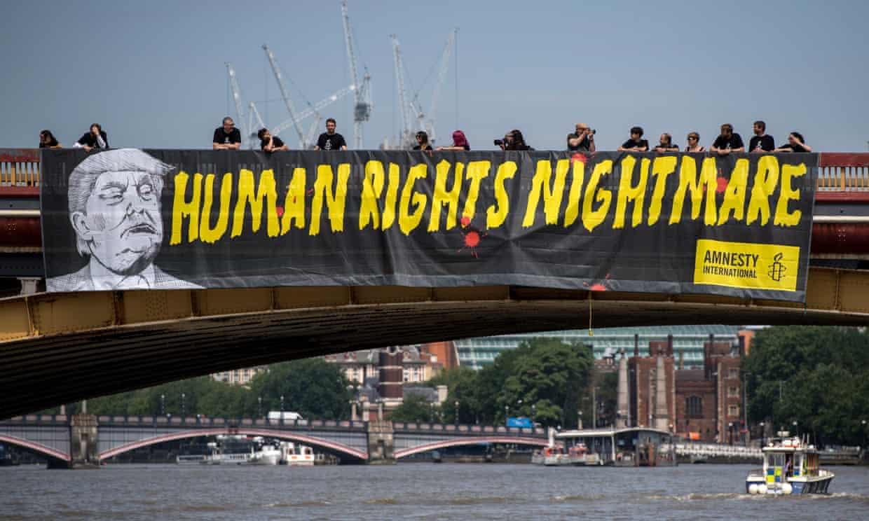 Amnesty International Employees Seek Amnesty