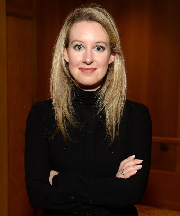Theranos Scam Story Coming to Big Screen